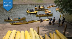 Fill The Tank And Enjoy Both Tacos And Tubing On This Epic Northeast Ohio Adventure