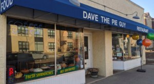 Savor A Bite Of Shockingly Good Pie At Dave The Pie Guy, An Unassuming Restaurant In Minnesota