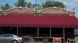 Burgers, Bloody Marys, Beer, And Bowling Are On The Menu At Woody's Bar And Grill In Minnesota