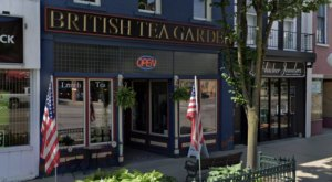 The Tea Is Always Piping Hot At The British Tea Garden, A Charming Cafe In Michigan