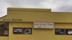 People Drive From All Over For The Biscuits And Gravy At Good Gravy, A Charming Oklahoma Diner