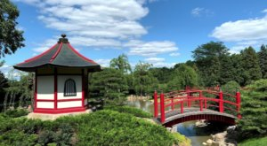 Get Outside This Spring In Minnesota With A Stroll Through The Beautiful Normandale Japanese Garden