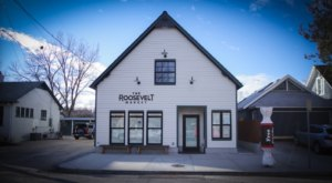 Grab A Bite To Eat At The Roosevelt Market, A Beloved Neighborhood Hangout In Idaho