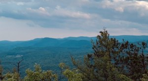 Explore A Little Slice Of New Hampshire From The Little Black Mountain Trail In Vermont