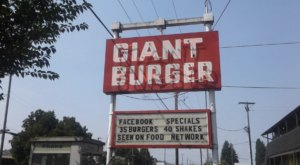 Home Of The 5 Pound Burger, Giant Burger In Oregon Should Not Be Passed Up