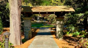 Meander Along The Grounds Of Stoneleigh Natural Garden In Pennsylvania For An Enchanting Experience