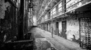 One Of The Most Haunted Buildings In Nashville, The Tennessee State Prison Has Been Around Since 1898