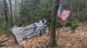 The New Hampshire Forest Trail That Holds A Long Forgotten Secret Of World War II