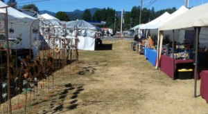 Get Ready For The Sale Of The Year With The Town-Sized Flea Market In Washington