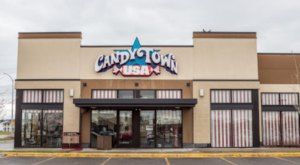 Some Of Montana's Best Milkshakes Come From This Massive Candy Shop