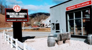 Few People Realize That The Moonshine Capital Of The World Is In Franklin County, Virginia