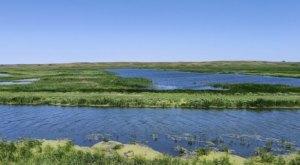 Experience A Beautiful North Dakota Wildlife Refuge In The Spring At Arrowwood