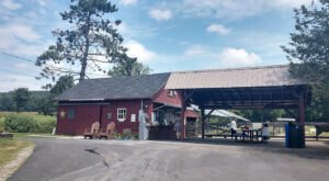 You'll Have Loads Of Fun At This Dairy Farm In New Hampshire With Incredible Ice Cream