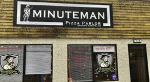 For Some Of The Best Thin Crust Pizza In Oklahoma, Head To Minuteman Pizza