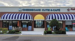 You Won't Find Better Cheesecake Than At The Cheesecake Cutie & Cafe In Florida