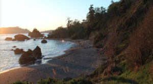 Tucked Away In A Secluded Cove, Baker Beach Is A Slice Of Paradise In Northern California