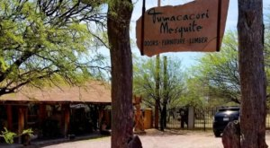 The Oldest Mesquite Source In Arizona, Tumacacori Mesquite Sawmill Is A Bucket List Destination