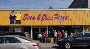 For 40 Years, This Iconic Grand Marais Restaurant Has Served Up Scrumptious Pizza To Minnesota Travelers