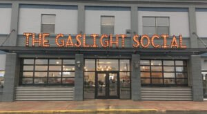 Travel Back To The 80s At The  Gaslight Social, A Rustic-Themed Adult Arcade In Wyoming