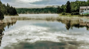 The Entire Family Will Love Exploring Vermont's Silver Lake State Park And It's 84-Acre Lake