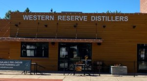 Western Reserve Distillers Near Cleveland Only Uses Local Grain For Their Spirits