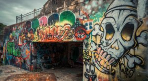 Fort Wetherill In Rhode Island Just Might Be The Strangest Tourist Trap Yet