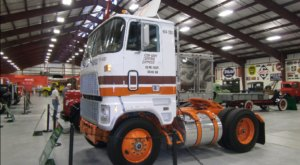 Travel Back To The Early Days Of Trucking By Visiting Iowa's Very Own Iowa 80 Trucking Museum