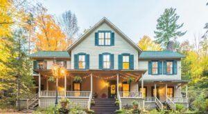 Enjoy Old-Fashioned Charm In The New York Mountains At The Snow Goose Bed And Breakfast
