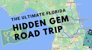 The Ultimate Florida Hidden Gem Road Trip Will Take You To 8 Incredible Little-Known Spots In The State
