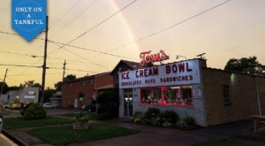 There's No Better Way To Spend A Day Than Visiting This Antique Store And Ice Cream Shop In South-Central Ohio