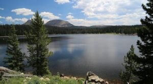 The Hike To Utah's Pretty Little Trial Lake Is Short And Sweet