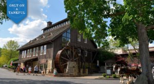 Enjoy Shopping For Antiques And Ice Cream On This Day Trip In Central Ohio
