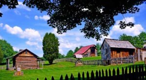 Explore A Little Known West Virginia State Park Where History Comes Alive