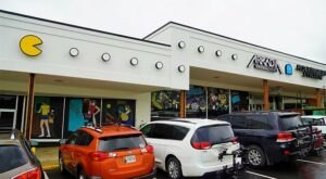 The Arkadia Retrocade Arcade In Arkansas With Over 150 Vintage Games Will Bring Out Your Inner Child