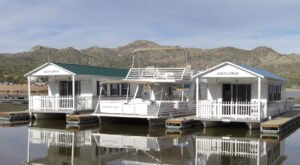The Floating Cabins At Bartlett Lake Marina In Arizona Are The Ultimate Place To Stay Overnight This Summer
