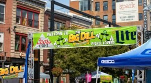 This Big Dill Festival Is Returning To Maryland And It'll Pickle Your Fancy