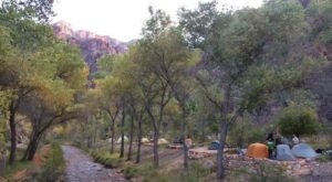 Bright Angel Campground Is The One-Of-A-Kind Campground In Arizona That You Must Visit Before Summer Ends