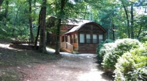 South Carolina's Glampground Getaway, Mountain Rest Cabins And Campground Is Truly One Of A Kind