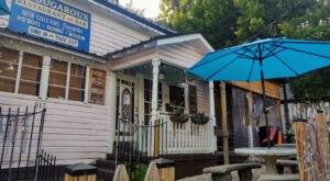 Savor The Flavor Of Delicious Cajun Cuisine At The Rougaroux, A Quirky Restaurant In Alabama