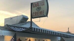 Open Since The 1940s, Mrs. T's Dari Creme Is A Classic Small-Town Nebraska Ice Cream Stand