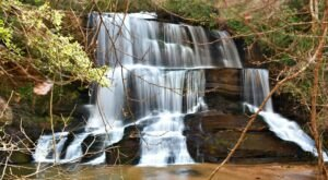 Gawk At Six Beautiful Waterfalls On The Fall Creek Falls Trail In South Carolina