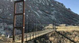 The Bridge Hike In Utah That Will Make Your Stomach Drop