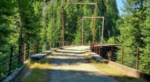 The Crown Jewel Of Rail Trails Is Located In Montana, And You'll Want To Ride