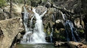 Follow This Easy Trail Along Lewis Creek In Northern California To See Two Gorgeous Waterfalls