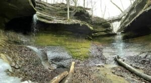 Trail One In Shades State Park Will Show You A Completely New Side Of Indiana