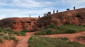 Explore All Day And Enjoy The Views From Utah's Pioneer Park