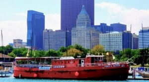 Take This Unique And Informative Fireboat Tour Along The Chicago River And Lake Michigan In Illinois