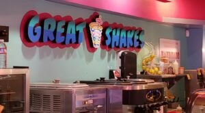 Choose From More Than 29 Delicious Flavors At This Family-Owned Milkshake Shop In Southern California