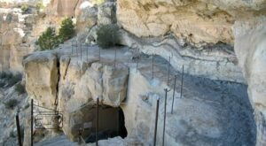 Spend The Night In A Bed And Breakfast That's Inside An Actual Cave Right Here New Mexico