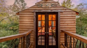 Savannah's Meadow Is An Amazing, Luxury 'Glampground' In Texas